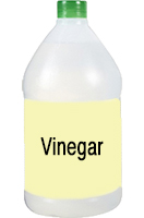 Vinegar - Acid wash